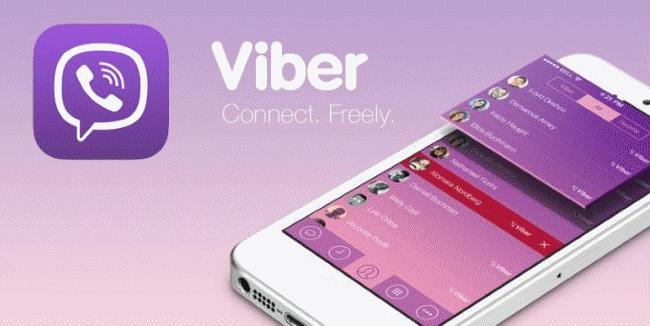 Viber для iPhone